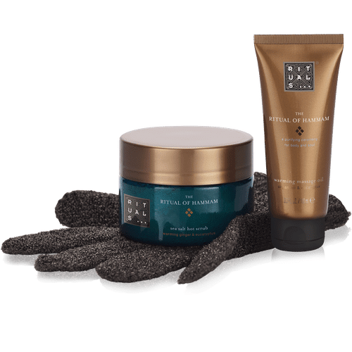 Hammam Spa Set
