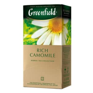 Ceai Greenfield Rich Camomile