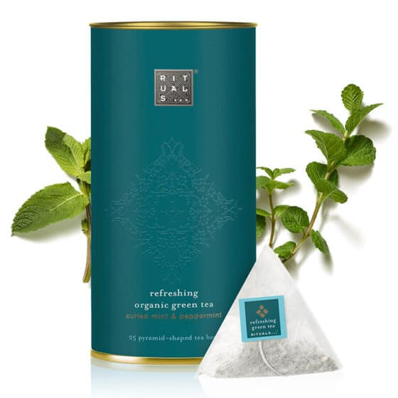 Ceai organic Rituals Refreshing Green Tea