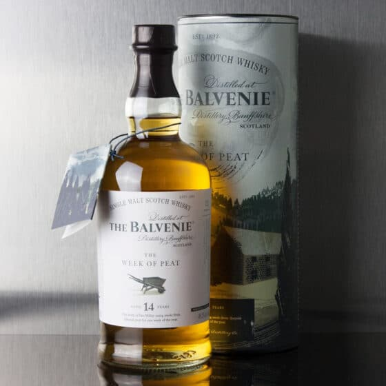 Whisky Balvenie The Week Of Peat 14 Ani